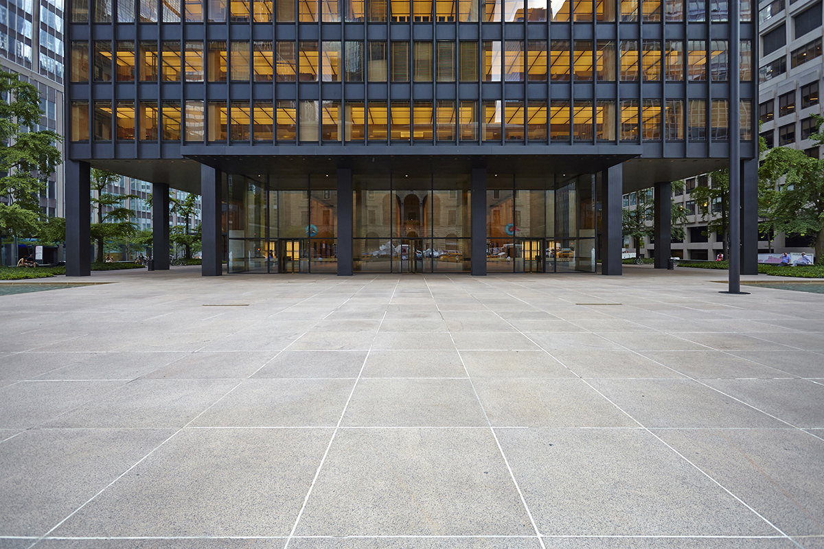 Seagram Building, New York City